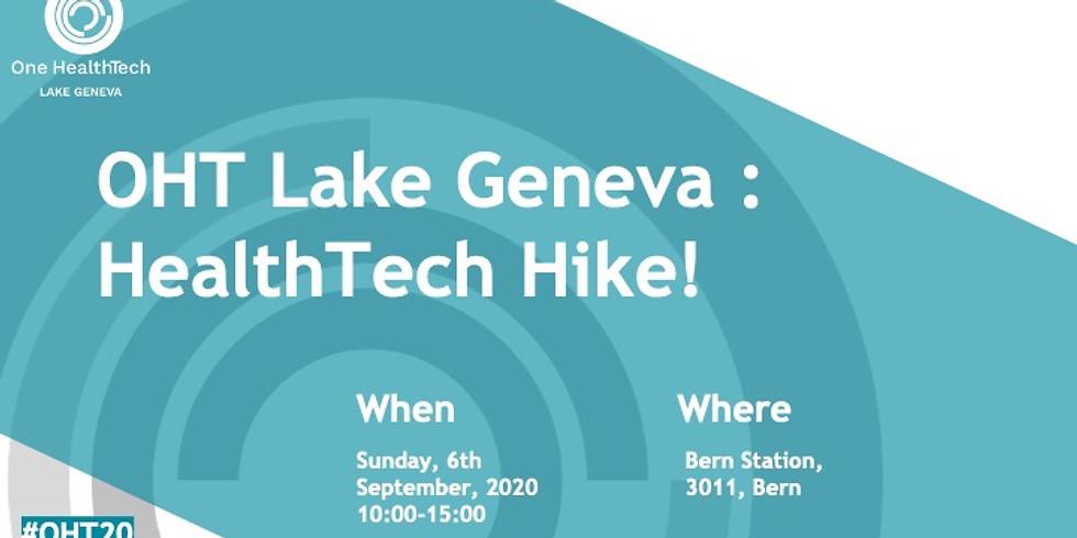 OHT Lake Geneva - HealthTech Hike