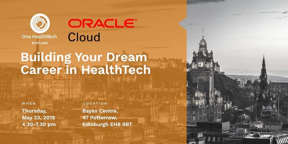 Building Your Dream Career in HealthTech