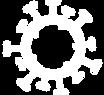 Square virus (white)