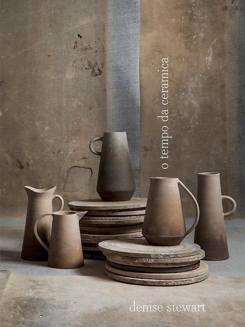 O Tempo da Cerâmica - Livro