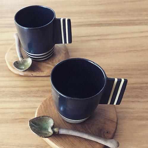 Xícara de Café Preta