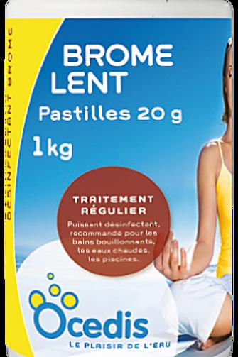 BROME LENT pastilles - 1Kg