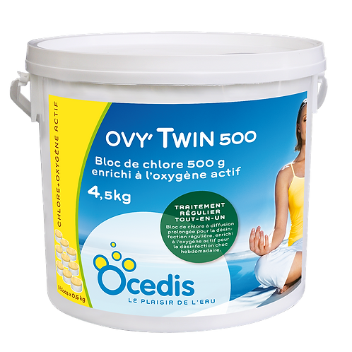 OVY TWIN 500 - 4.5Kg