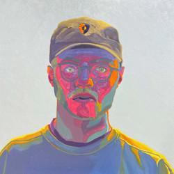 Self-Portrait in SoA Hat