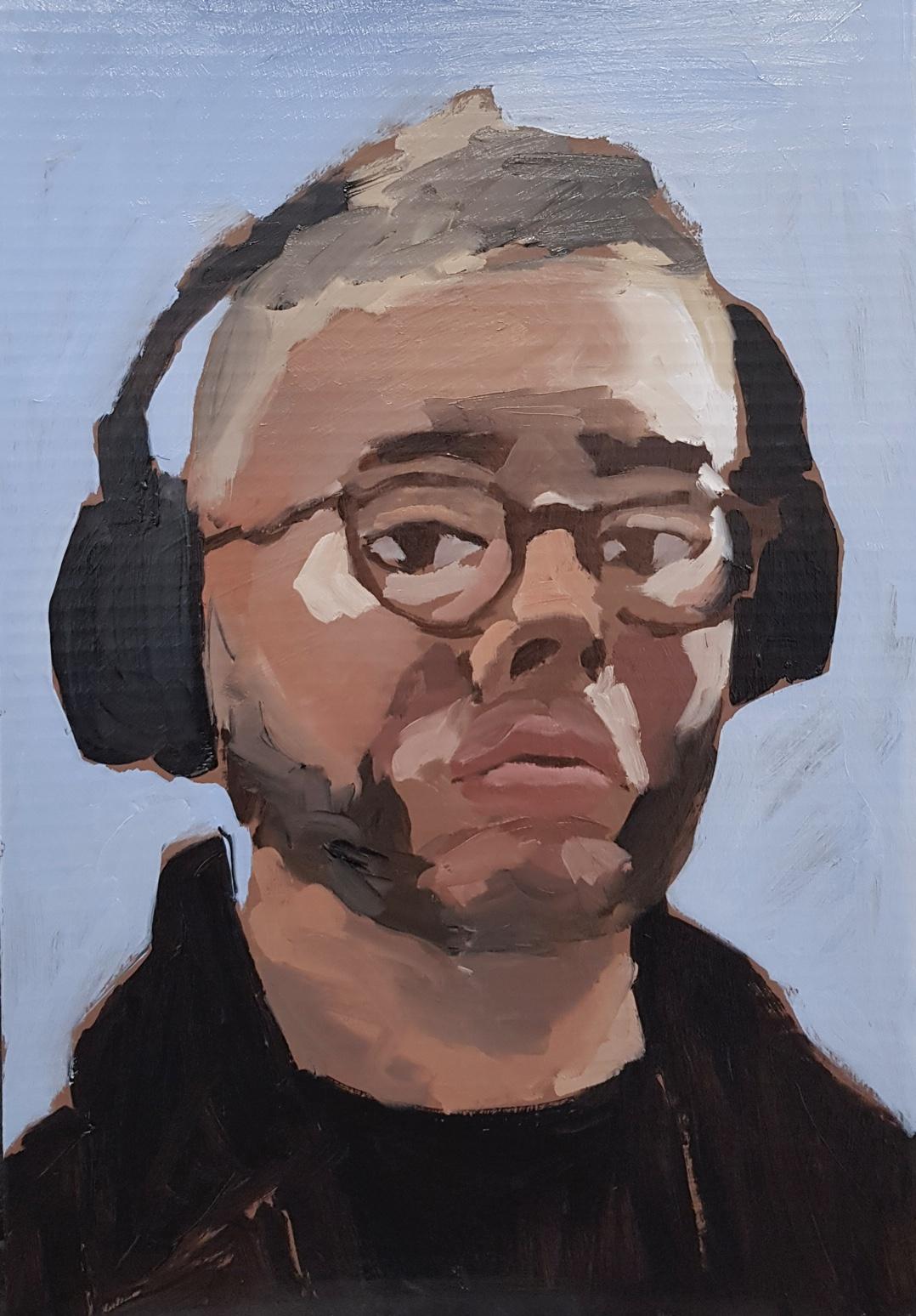 'Self-Portrait I'