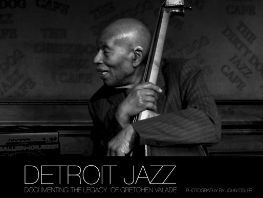 DETROIT JAZZ,  A HOLIDAY STORY