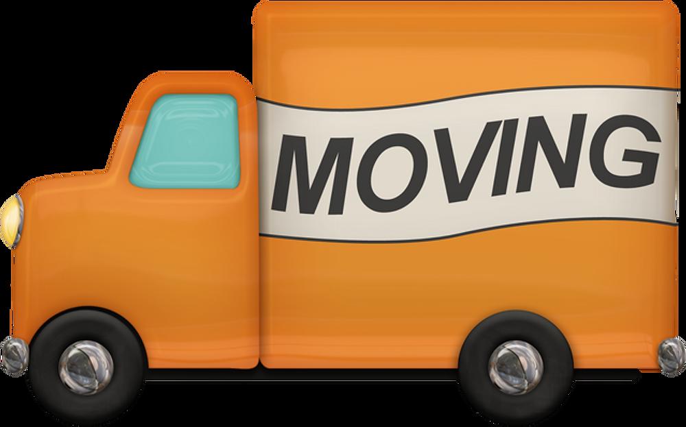 moving-van-clipart