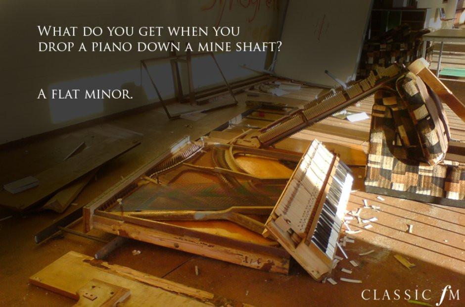 Classical music jokes