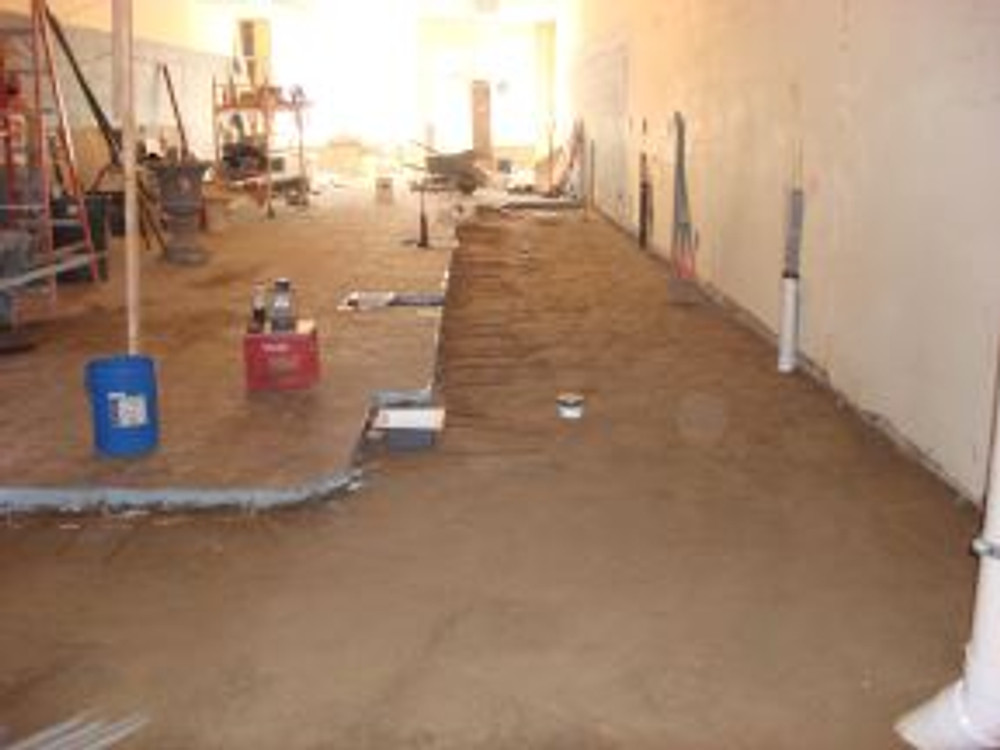 BEFORE CEMENT