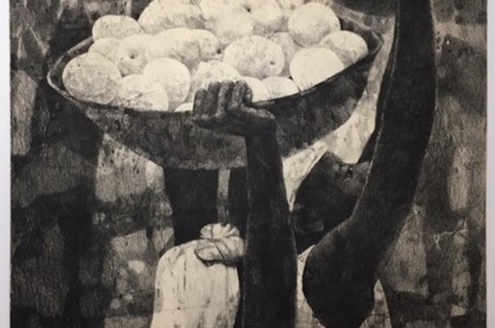 "Charles McGee, ""Harvest"""