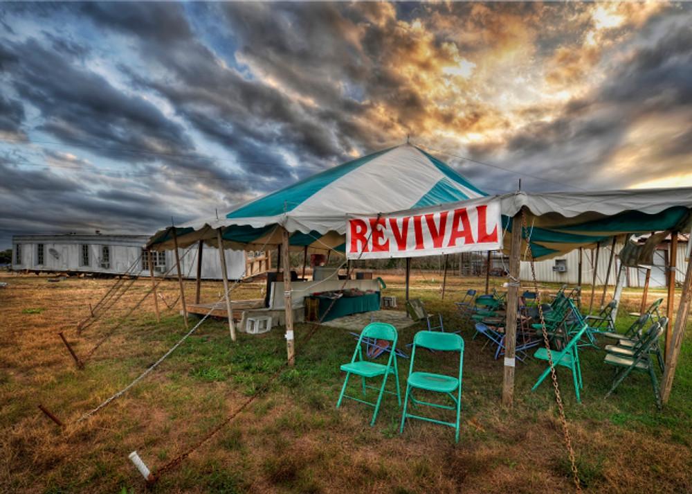 revival-tent