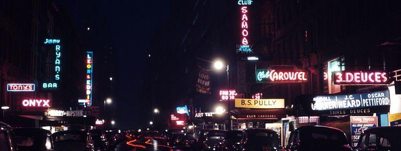 52ndStreet_Gottleib_1948