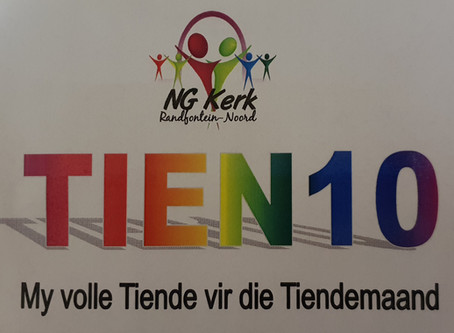 Tien10 Dankoffer