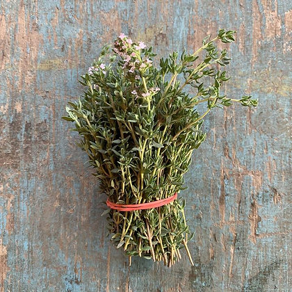 Thyme / Thym, Organic