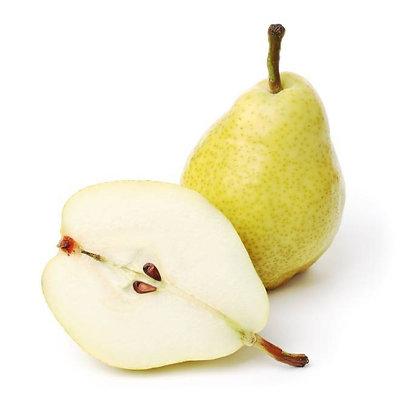 Pears/ Poire, Bartlett, Organic