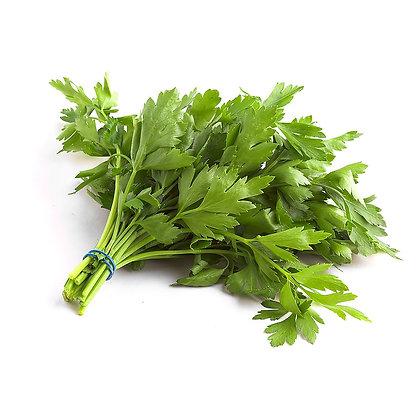 Parsley / Persil, Italian, Organic (bunch)