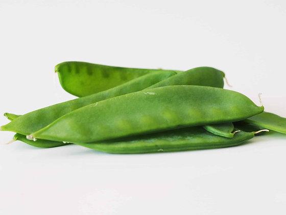 Peas / Pois, Snow, Organic (1 lb)