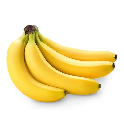Bananas / Bananes (bunch of 4)