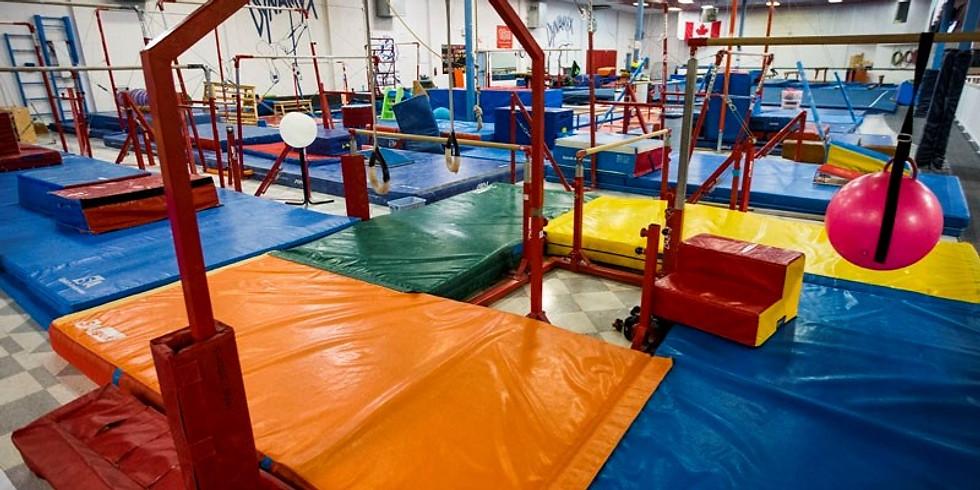 Gym Day @ Dynamyx Gymnastics (St. Albert)