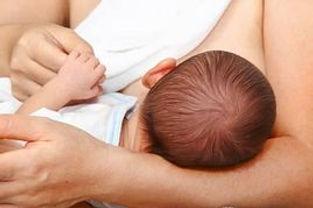 Position allaitement, mère et enfant, périnatalité
