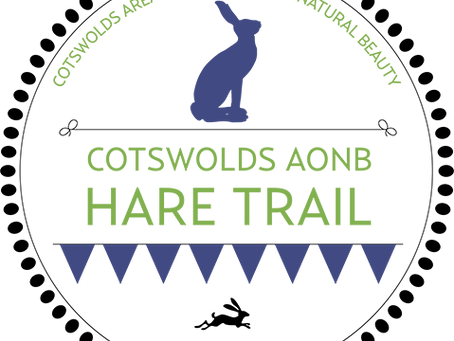 'Haring Through the Seasons' for the Cotswolds Hare Trail