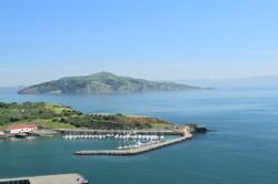 Vista desde el Puente San Francisco
