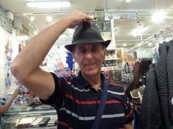 Prueba de sombreros...