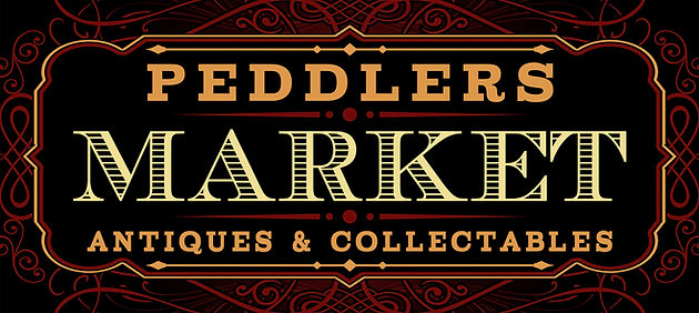 Peddlers Market sign