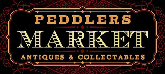 Peddlers Market sign