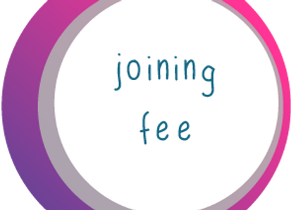 Joining Fee