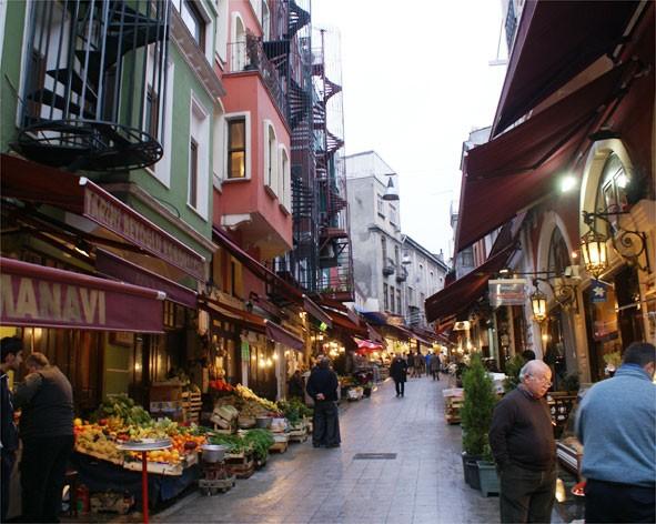 Kadikoy Street Market