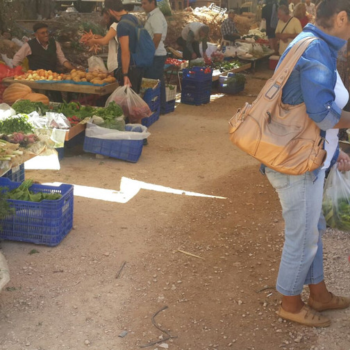 Friday Market in Kas