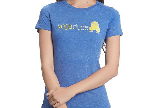 YD Signature Crew Tee - Royal Blue