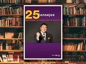 25 consejos para lograr la independencia financiera (GRATIS)