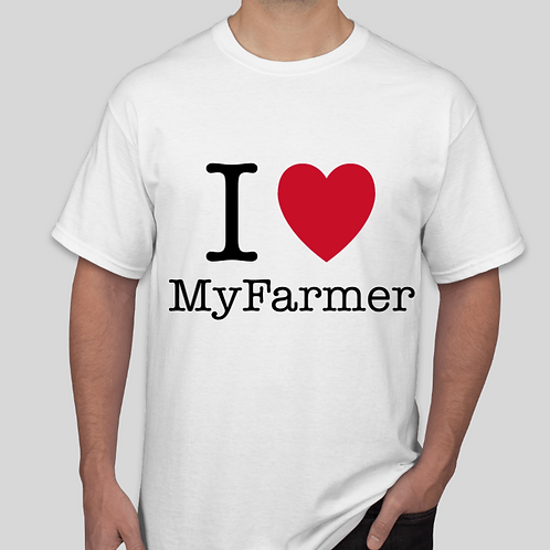 I Love MyFarmer t-shirt