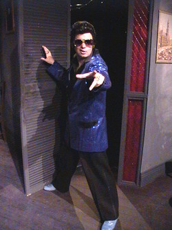Picasso at the Lapin Agile Cast