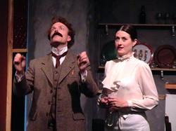 Einstein and Germaine