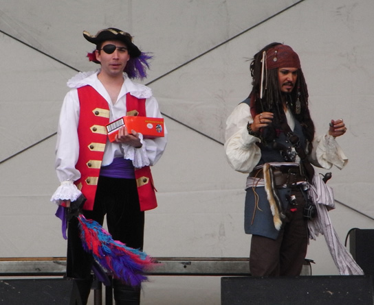 The Captain Jack Pirate Show