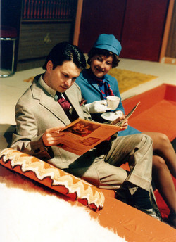 Bernard and Janet