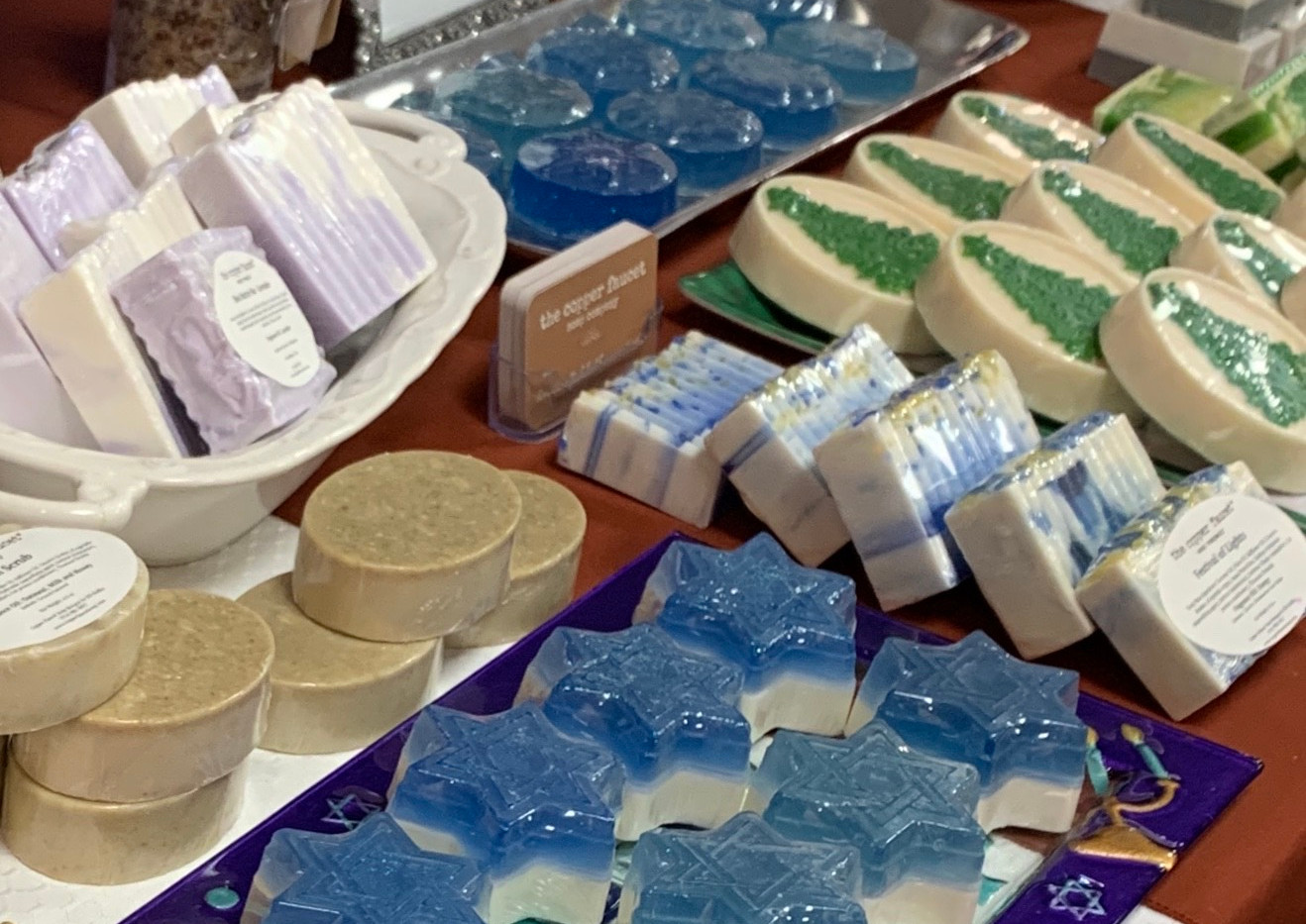 The Copper Faucet Soap Company - New