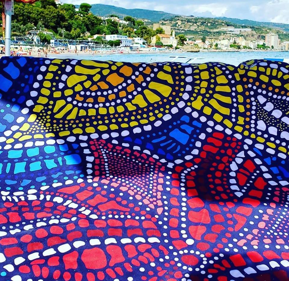 Tribal Towels - Returning