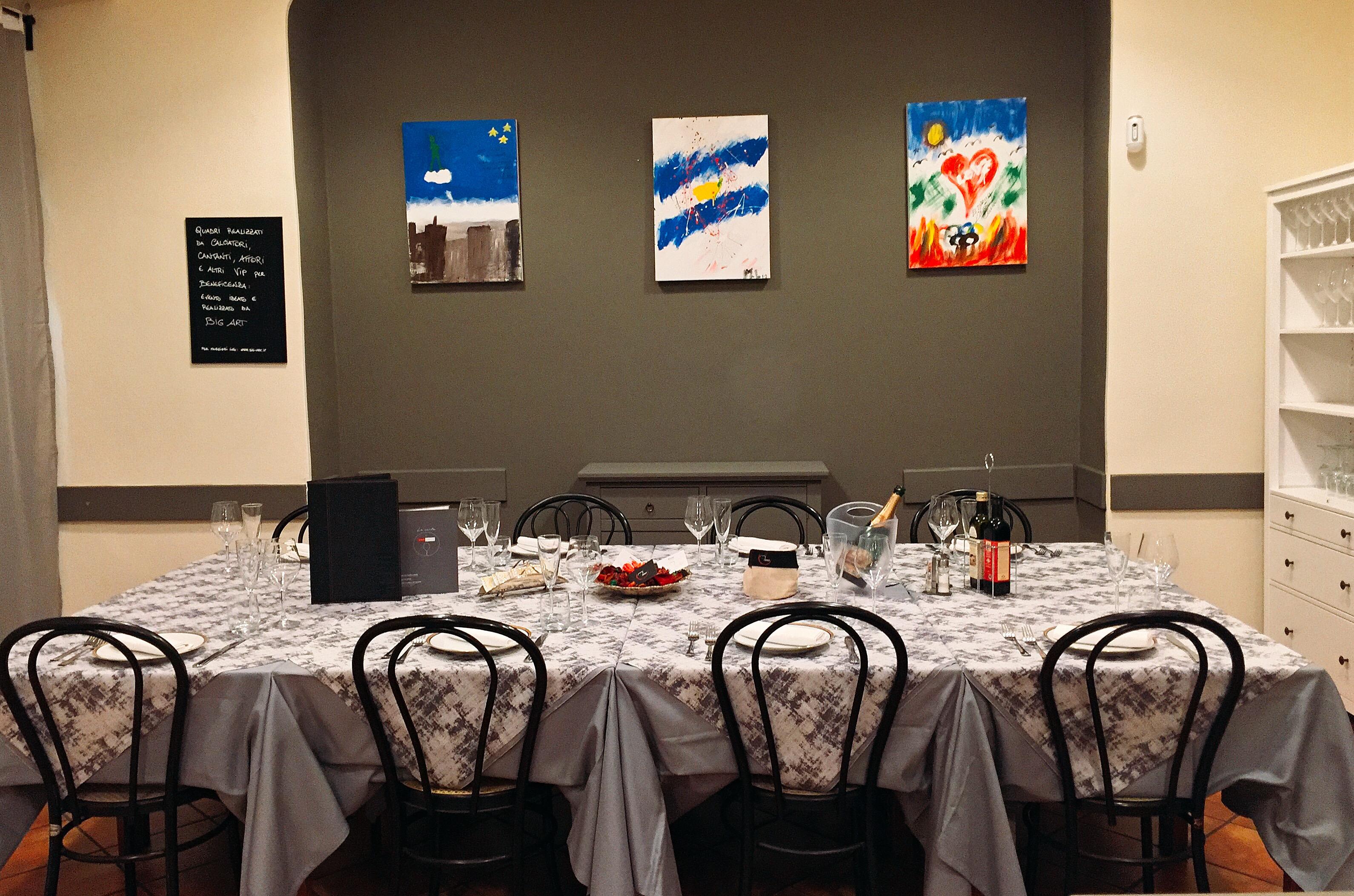 Tavolo dello chef