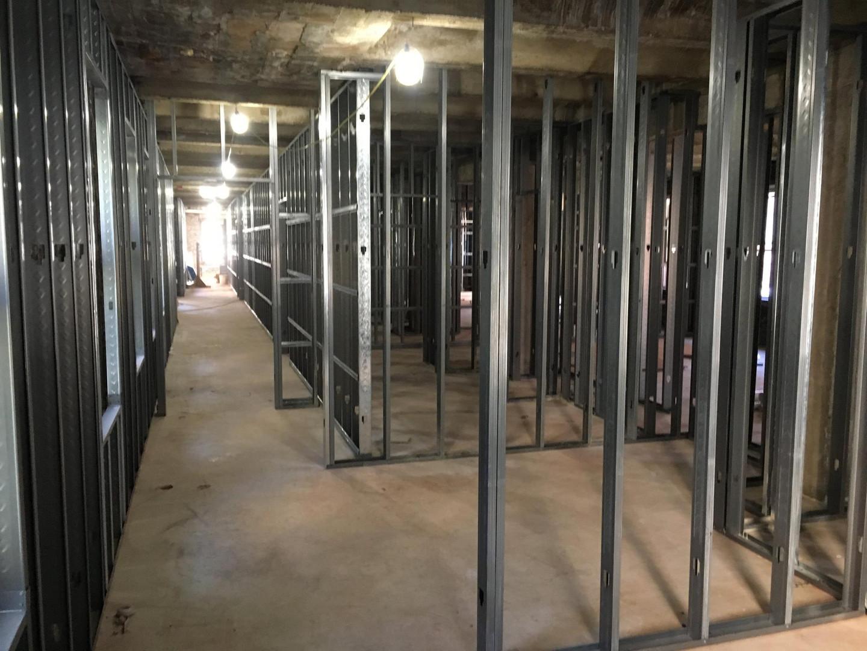 SC Framing New Units