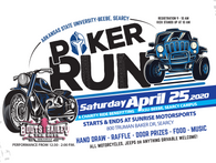 ASUB Partners with Sunrise Motorsports for Annual Poker Run