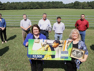 Beebe Farmer Directs Winning Donation to ASU-Beebe Agriculture Department