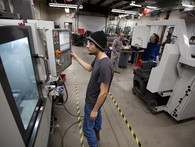 ASU-Beebe Receives Machining Technology Program Grant