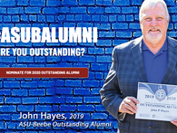 "Nominations Open for ASU-Beebe ""Outstanding Alumni"" Award"