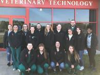 Veterinary Technology Program Receives Jackets