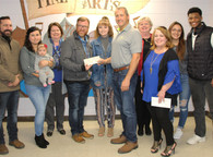 Theater Department Receives Donation to Purchase Microphones