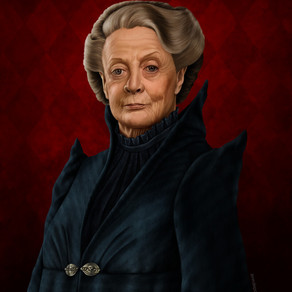 Why was Minerva McGonagall so powerful on the battlefield?